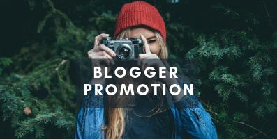 Продвижения в социальных сетях: сотрудничество с блогерами